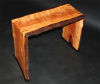 Cherry Wood Bench